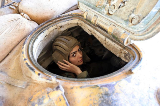 damascus syria female commandos