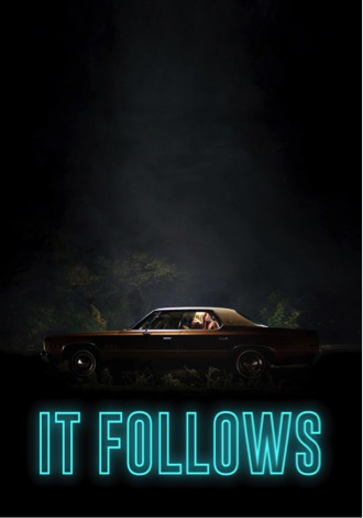 It follows horror movie poster