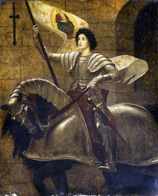 Joan of Arc by Sir William Blake Richmond, 18