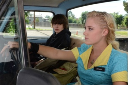 Maika Monroe The Guest Mitchell
