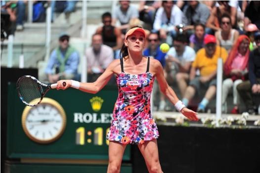 agnieszka radwanska tennis