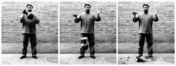 ai weiwei han dynasty urn breaking
