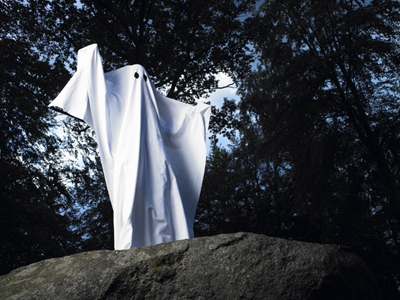 ghost costume west representation