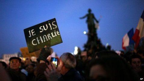 Je suis Charlie Charlie Hebdo Paris terrorism
