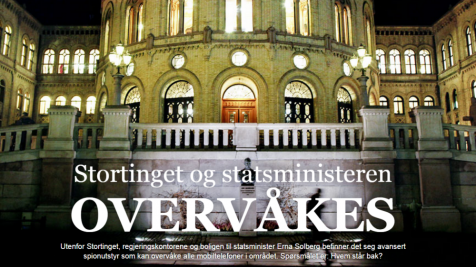 aftenposten cover december 2015