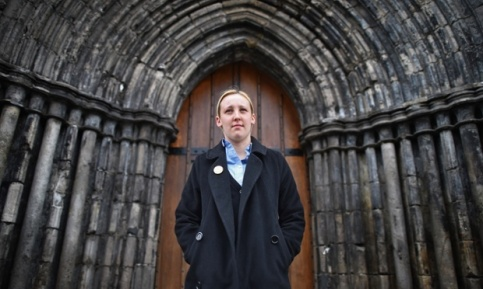 Mhairi Black. Image ©Jeff J Mitchell/Getty Images via The Guardian.