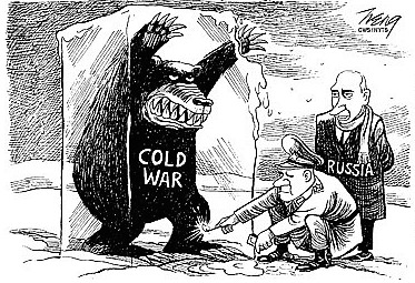 reviving cold war putin