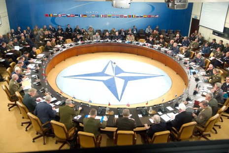 NATO states Chiefs of Defense meeting. Image © NATO.
