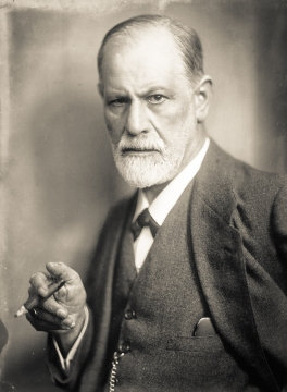 sigmund freud picture photo