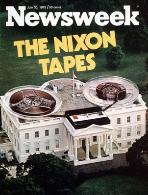 Cover of Newsweek, 1973. Image © Newsweek via Authentic History