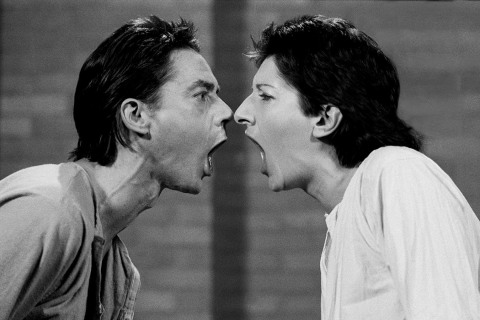 marina abramovic ulay AAA AAA scream performance